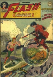 Flash Comics #102