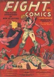 Fight Comics #1