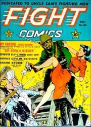Fight Comics #22