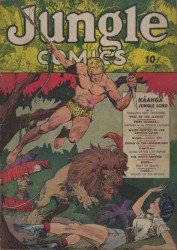 Jungle Comics #1