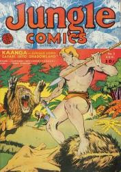 Jungle Comics #8