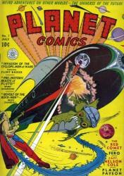 Planet Comics #7