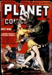 Planet Comics #23