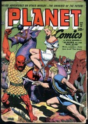 Planet Comics #28