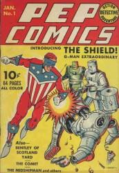 Pep Comics #1