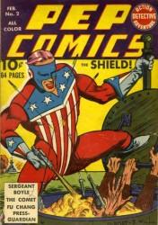 Pep Comics #2