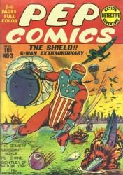 Pep Comics #3