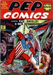 Pep Comics #5