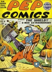 Pep Comics #6