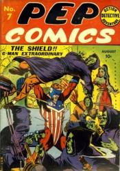 Pep Comics #7