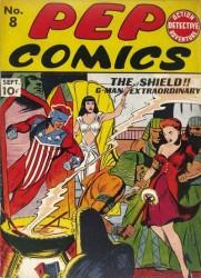 Pep Comics #8