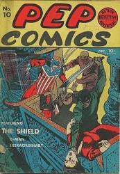Pep Comics #10
