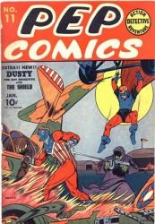 Pep Comics #11