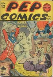 Pep Comics #12