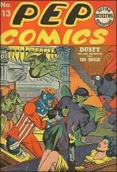 Pep Comics #13