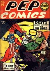 Pep Comics #14