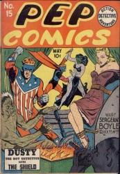 Pep Comics #15