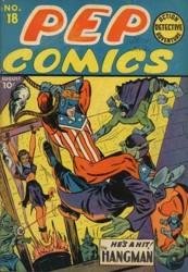 Pep Comics #18
