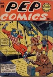 Pep Comics #19