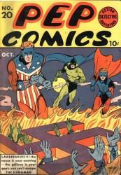 Pep Comics #20