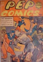 Pep Comics #21