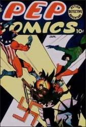 Pep Comics #23