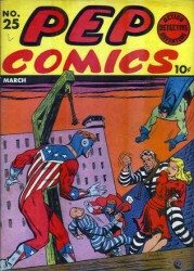 Pep Comics #25