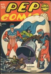 Pep Comics #26