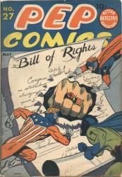 Pep Comics #27
