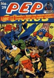 Pep Comics #29