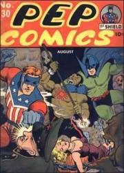 Pep Comics #30