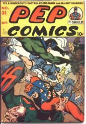 Pep Comics #31