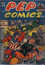 Pep Comics #32
