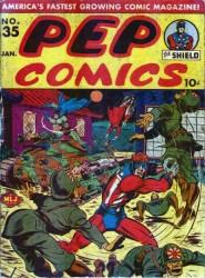 Pep Comics #35