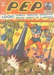 Pep Comics #38