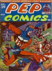 Pep Comics #39