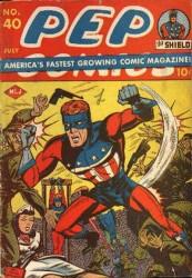 Pep Comics #40