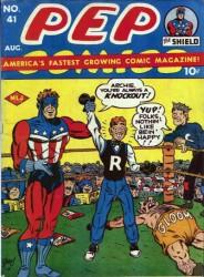 Pep Comics #41