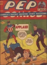 Pep Comics #43
