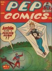 Pep Comics #45