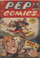 Pep Comics #47