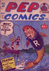 Pep Comics #48