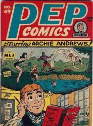 Pep Comics #49