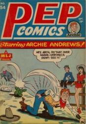 Pep Comics #54