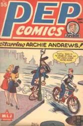 Pep Comics #55