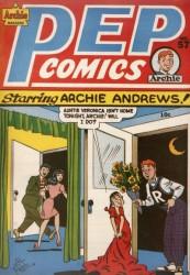 Pep Comics #57
