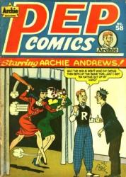 Pep Comics #58