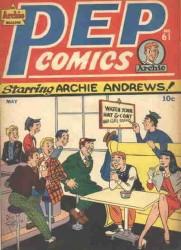Pep Comics #61
