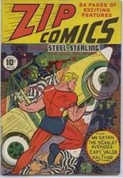 Zip Comics #2
