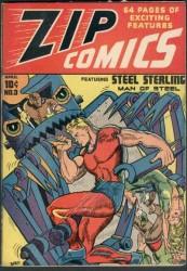 Zip Comics #3